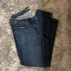 Old navy Mid-rise, straight leg Jeans